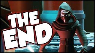 DISNEY INFINITY 3.0 STAR WARS - The Force Awakens Playset - Part 8 - The Ending