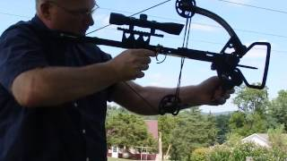 getlinkyoutube.com-shooting the 150 lb mini in-line vertical crossbow
