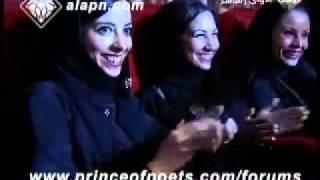 تحدي شاعر خليجي وشاعرة حمصية   اللي بده يتحدى هاي الحمصية مين قدها