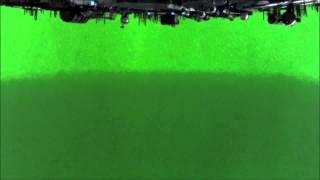 getlinkyoutube.com-Alien Ship with a Laser Gun Green Screen