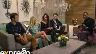 getlinkyoutube.com-Interview with Troy Sivan & Spud Cast on Expresso Show