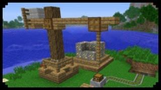 getlinkyoutube.com-✔ Minecraft: How to make a Quarry