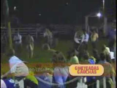 Rodeio Interestadual - DVD - Gineteadas Gauchas - Vol 1