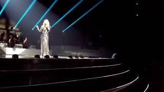 getlinkyoutube.com-Celine Dion - Hello (Adele Cover) LIVE - New Year's Surprise - Dec 31st 2015