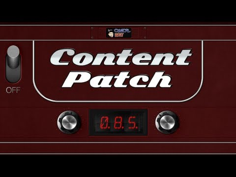 Content Patch - May 17th, 2013 - Ep. 085 [Nintendo targets Lets Plays]