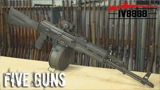 getlinkyoutube.com-Top 5 Guns to Get Before an Election