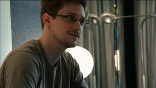 Watching Snowden's pivotal moments in 'Citizenfour'