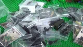 getlinkyoutube.com-ОЧЕНЬ много Лего оружия (брикармса)! / Lego brickarms - a huge amount of brick weapons!