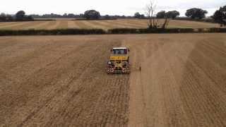 Claydon 3m Fert / Seed Combi Drill