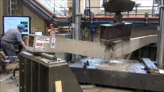 getlinkyoutube.com-Beam Test...watch beam failure in slow-motion!