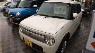 getlinkyoutube.com-【展示車】SUZUKI LAPIN(ラパン)X(RBS搭載ベージュ内装車)2WD CVT