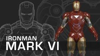 getlinkyoutube.com-CGI IronMan Mark VI Reel