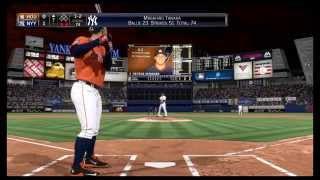 getlinkyoutube.com-FIRST PERFECT GAME!!!!!  MLB 15 The Show