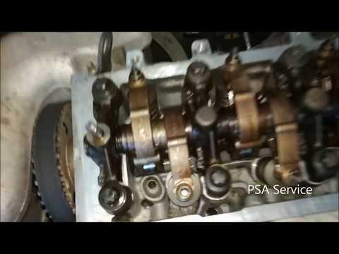 Ремонт ГБЦ Peugeot 206 1.4 Бензин
