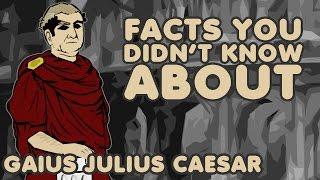 getlinkyoutube.com-Facts You Didn't Know About Gaius Julius Caesar