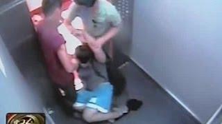 getlinkyoutube.com-24 Oras: Hazing victim na si Guillo Servando, kita sa CCTV na buhay pa