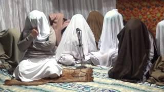 Faqir Ali Ahmed Sabir Sardari Sahib conducting Muraqba.