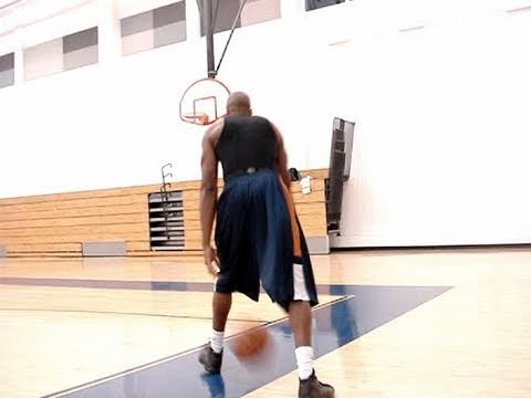Dre Baldwin: Shotfake Pivot Spin Move Pullup Jumpshot Pt. 1 | Guard Quickness NBA Scoring Moves CP3