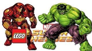 getlinkyoutube.com-LEGO: Marvel Super Heroes: Sand Central Station (FREE ROAM)