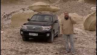 getlinkyoutube.com-Наши тесты Toyota Land Cruiser 200 (2012)