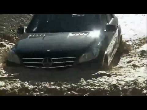 Extreme Offroad  - Mercedes 2012 ML 350 BlueTEC 4MATIC Trailer