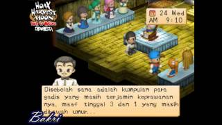 getlinkyoutube.com-Hoax Harvest Moon Back To Nature Indonesia : Beli Istri Baru