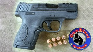 getlinkyoutube.com-Smith & Wesson Performance Center Ported M&P9 Shield Pistol - Gunblast.com