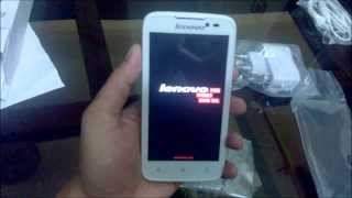 getlinkyoutube.com-LENOVO A516 UNBOXING