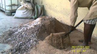 getlinkyoutube.com-Pig Farm 5 - Feed Preparation on the farm