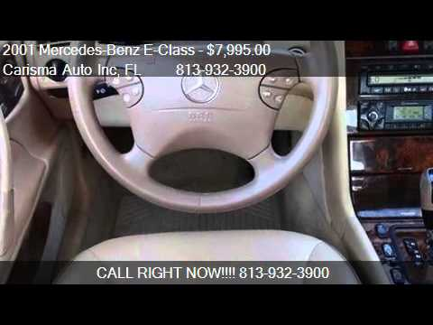 2001 Mercedes-Benz E-Class  - for sale in Tampa, FL 33612