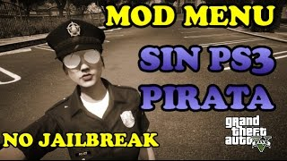 getlinkyoutube.com-► GTA 5 Online Mod Menu Sin PS3 Pirata Paso a Paso + Descarga Nuevos Links