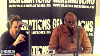 Ladea & R.E.D.K - Freestyle (Live Generations 88.2)