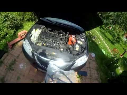 Как сэкономить ? замена прокладки Mazda 6 GG 2.0 Ошибки и исправления полная версия