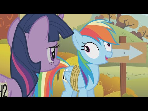 My Little Pony: Friendship is Magic provides a realistic representation of life in Ponyville