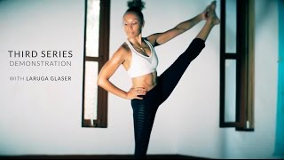 getlinkyoutube.com-Ashtanga Yoga - Third Series Demonstration with Laruga Glaser