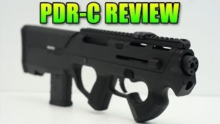 getlinkyoutube.com-Airsoft Magpul PTS PDR-C Review & Gameplay (PDW-R)
