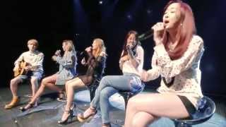 getlinkyoutube.com-SISTAR(씨스타) - Touch my body(터치마이바디) Acoustic Ver.