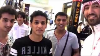 getlinkyoutube.com-سناب شات زياد بن نحيت في دبي + التسوق ولقاء المعجبين في المول