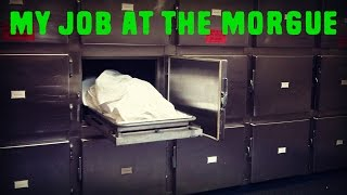"getlinkyoutube.com-""My Job At The Morgue"" Horror Story"