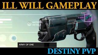 getlinkyoutube.com-Destiny PvP Gameplay - Ill Will Too Strong