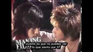 getlinkyoutube.com-YunJae Making Drama Film AADBSK II Sub. Español