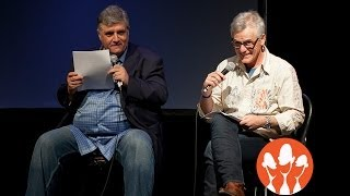 getlinkyoutube.com-An Afternoon with Pinky and The Brain: Pinky and The Brain vs Pulp Fiction (SF Sketchfest)