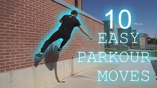 10 Parkour Moves Anyone Can Learn width=