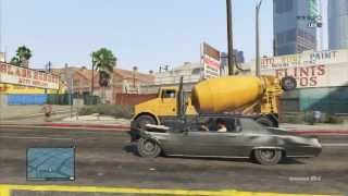 getlinkyoutube.com-GTA 5 Montage - Tåg bananer!