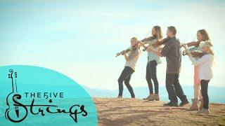 getlinkyoutube.com-Locked Away - R. City Ft. Adam Levine (Violin Cover) -The Five Strings