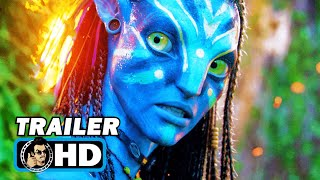 AVATAR Official Final Trailer (2009) James Cameron Sci-Fi Action Movie HD width=