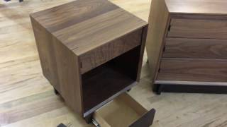 getlinkyoutube.com-QLine Cube Table with secret hidden compartment