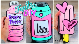 getlinkyoutube.com-FUNDAS CASERAS PARA CELULAR Y MOVIL DIY - MANUALIDADES FACILES Y SENCILLAS