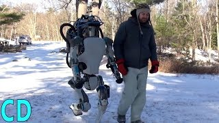 getlinkyoutube.com-5 Amazing Robots 2016 - The Shape of Things to Come - Atlas, Spot, Cheetah, Pepper, ASIMO
