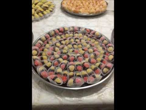 עוגיות מרוקאיות לחינה - מארוק 054-9035025